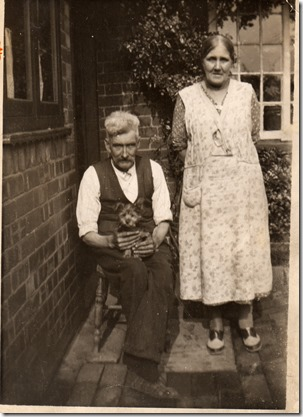 Grandad & Grandmar Haskard